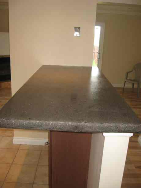 Concrete Countertops For Kitchens Amp Bathrooms St